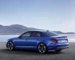 2019 Audi A4 (Color: Ascari Blue) Rear Three-Quarter Wallpapers 150x120 (30)