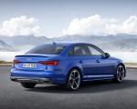 2019 Audi A4 (Color: Ascari Blue) Rear Three-Quarter Wallpapers 150x120 (32)