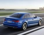 2019 Audi A4 (Color: Ascari Blue) Rear Three-Quarter Wallpapers 150x120 (31)