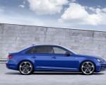 2019 Audi A4 (Color: Ascari Blue) Side Wallpapers 150x120 (27)