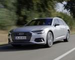 2019 Audi A6 Avant (Color: Florett Silver) Front Three-Quarter Wallpapers 150x120 (19)