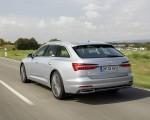 2019 Audi A6 Avant (Color: Florett Silver) Rear Three-Quarter Wallpapers 150x120 (21)