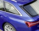 2019 Audi A6 Avant (Color: Sepang Blue) Detail Wallpapers 150x120 (47)