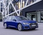2019 Audi A6 Avant (Color: Sepang Blue) Front Three-Quarter Wallpapers 150x120 (34)