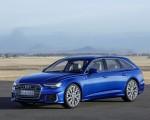 2019 Audi A6 Avant (Color: Sepang Blue) Front Three-Quarter Wallpapers 150x120 (10)