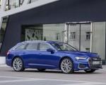 2019 Audi A6 Avant (Color: Sepang Blue) Front Three-Quarter Wallpapers 150x120 (35)