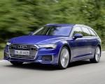 2019 Audi A6 Avant (Color: Sepang Blue) Front Three-Quarter Wallpapers 150x120 (30)