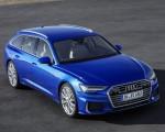 2019 Audi A6 Avant (Color: Sepang Blue) Front Three-Quarter Wallpapers 150x120 (11)