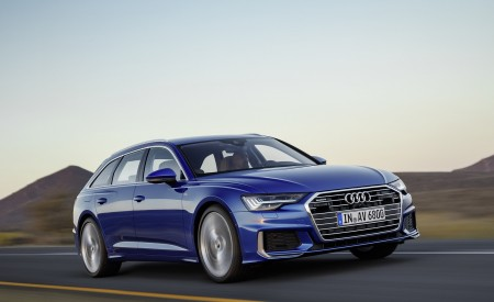 2019 Audi A6 Avant Wallpapers HD