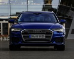 2019 Audi A6 Avant (Color: Sepang Blue) Front Wallpapers 150x120 (50)