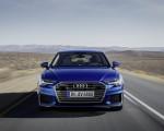 2019 Audi A6 Avant (Color: Sepang Blue) Front Wallpapers 150x120 (2)