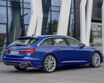 2019 Audi A6 Avant (Color: Sepang Blue) Rear Three-Quarter Wallpapers 150x120 (36)