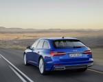 2019 Audi A6 Avant (Color: Sepang Blue) Rear Three-Quarter Wallpapers 150x120 (3)