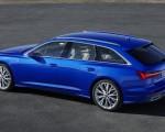 2019 Audi A6 Avant (Color: Sepang Blue) Rear Three-Quarter Wallpapers 150x120 (13)