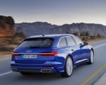 2019 Audi A6 Avant (Color: Sepang Blue) Rear Three-Quarter Wallpapers 150x120 (5)