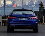 2019 Audi A6 Avant (Color: Sepang Blue) Rear Wallpapers 150x120 (48)