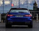 2019 Audi A6 Avant (Color: Sepang Blue) Rear Wallpapers 150x120 (42)