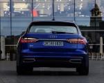 2019 Audi A6 Avant (Color: Sepang Blue) Rear Wallpapers 150x120 (43)