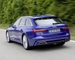 2019 Audi A6 Avant (Color: Sepang Blue) Rear Wallpapers 150x120 (31)