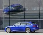 2019 Audi A6 Avant (Color: Sepang Blue) Side Wallpapers 150x120 (45)