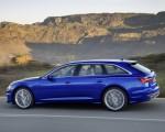 2019 Audi A6 Avant (Color: Sepang Blue) Side Wallpapers 150x120 (6)
