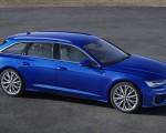 2019 Audi A6 Avant (Color: Sepang Blue) Side Wallpapers 150x120 (17)