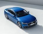 2019 Audi A7 Sportback (Color: Ara Blue) Front Three-Quarter Wallpaper 150x120 (19)