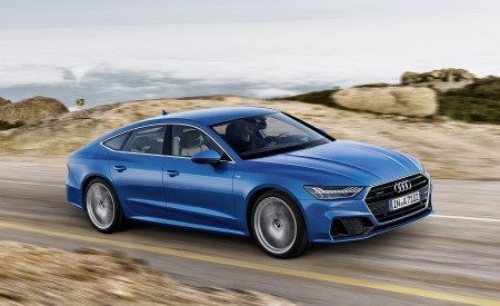 2019 Audi A7 Sportback Wallpapers HD