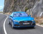 2019 Audi A7 Sportback (Color: Ara Blue) Front Wallpaper 150x120 (40)