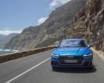 2019 Audi A7 Sportback (Color: Ara Blue) Front Wallpaper 150x120 (43)