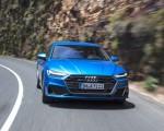 2019 Audi A7 Sportback (Color: Ara Blue) Front Wallpaper 150x120 (42)