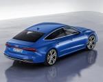 2019 Audi A7 Sportback (Color: Ara Blue) Rear Three-Quarter Wallpaper 150x120 (24)