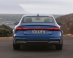2019 Audi A7 Sportback (Color: Ara Blue) Rear Wallpaper 150x120 (48)