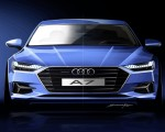 2019 Audi A7 Sportback Design Sketch Wallpaper 150x120 (34)