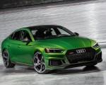 2019 Audi RS5 Sportback (Color: Sonoma Green Metallic) Front Three-Quarter Wallpapers 150x120 (35)