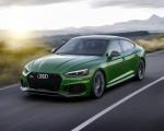 2019 Audi RS5 Sportback (Color: Sonoma Green Metallic) Front Three-Quarter Wallpapers 150x120 (30)