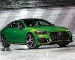 2019 Audi RS5 Sportback (Color: Sonoma Green Metallic) Front Three-Quarter Wallpapers 150x120 (36)
