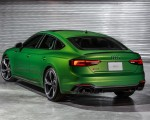 2019 Audi RS5 Sportback (Color: Sonoma Green Metallic) Rear Three-Quarter Wallpapers 150x120 (38)