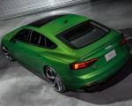 2019 Audi RS5 Sportback (Color: Sonoma Green Metallic) Rear Three-Quarter Wallpapers 150x120 (39)
