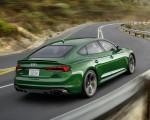 2019 Audi RS5 Sportback (Color: Sonoma Green Metallic) Rear Three-Quarter Wallpapers 150x120 (32)