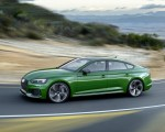 2019 Audi RS5 Sportback (Color: Sonoma Green Metallic) Side Wallpapers 150x120 (33)