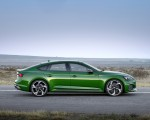 2019 Audi RS5 Sportback (Color: Sonoma Green Metallic) Side Wallpapers 150x120 (34)