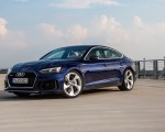 2019 Audi RS5 Sportback Front Three-Quarter Wallpapers 150x120 (7)