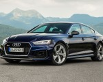 2019 Audi RS5 Sportback Front Three-Quarter Wallpapers 150x120 (6)