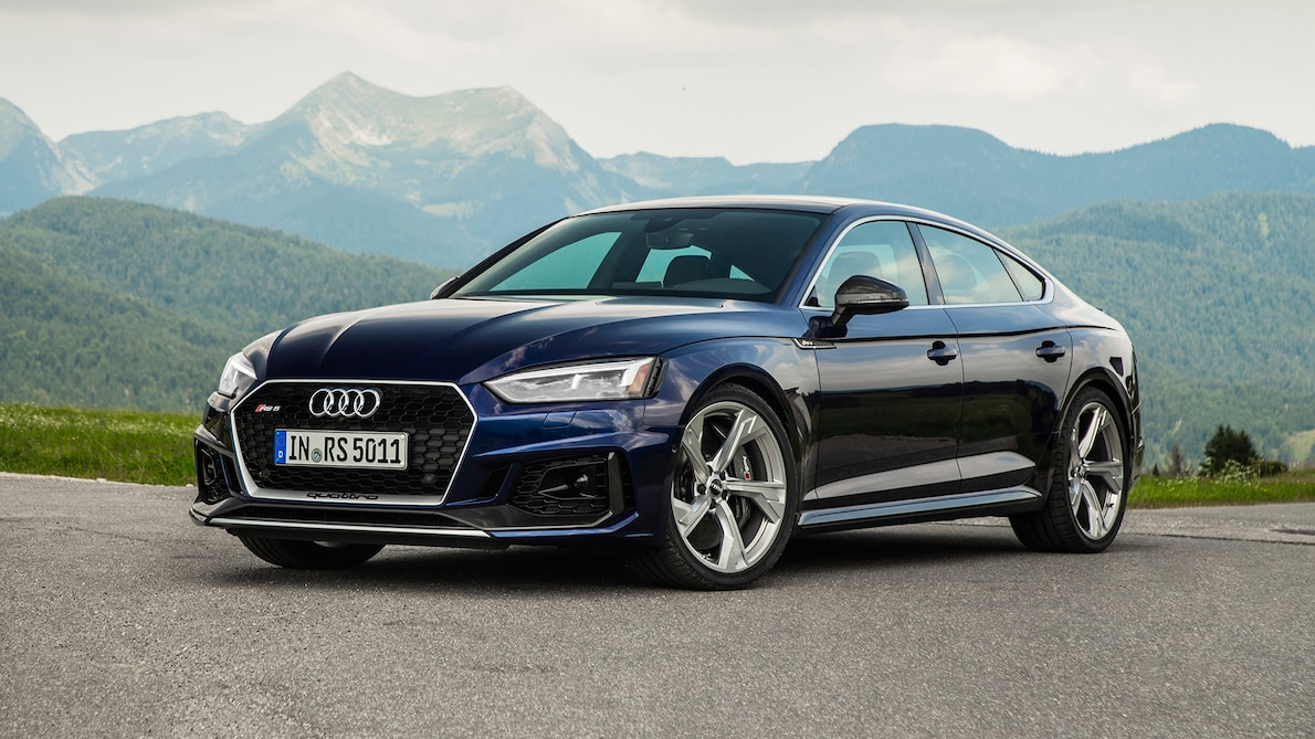2019 Audi RS5 Sportback Front Three-Quarter Wallpapers (6)