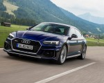 2019 Audi RS5 Sportback Front Three-Quarter Wallpapers 150x120 (2)