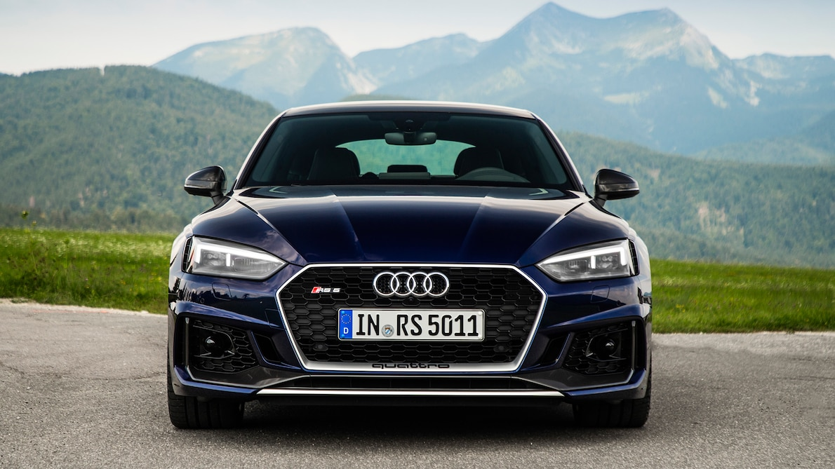 2019 Audi RS5 Sportback Front Wallpapers (8)