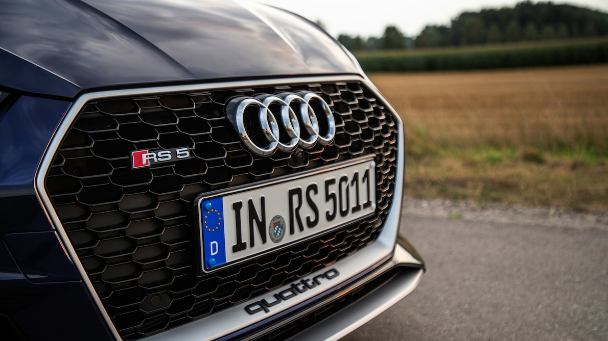 2019 Audi RS5 Sportback Grill Wallpapers (13)