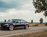2019 Audi RS5 Sportback Side Wallpapers 150x120 (9)