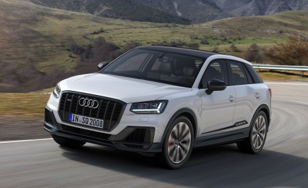 2019 Audi SQ2 Wallpapers